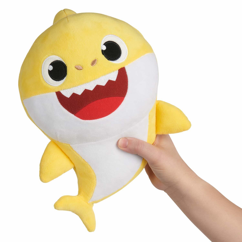 Baby Shark - Singing Plush image