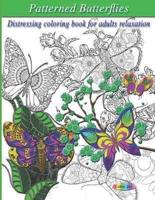 Patterned butterflies by Color Joy