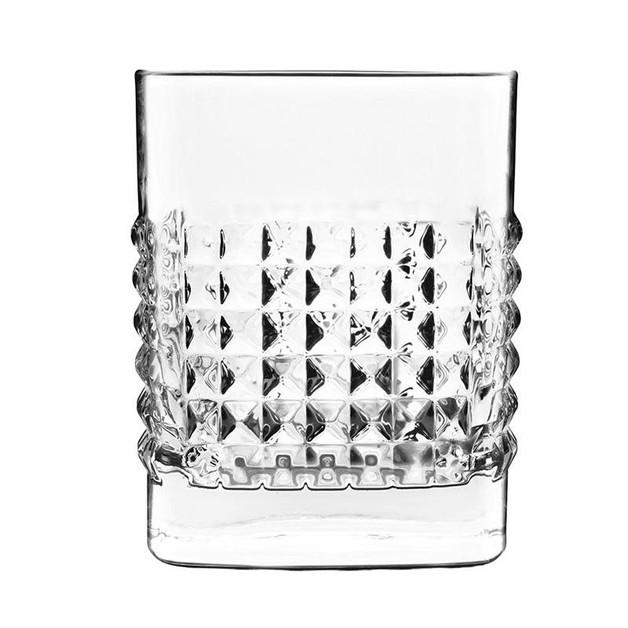 Luigi Bormioli: Mixology Elixir DOF Glasses - Set of 4 Gift Boxed (380ml)