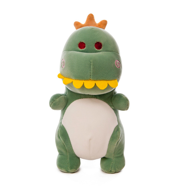 Gorilla: Dino Showing Teeth Plush - Green (30cm)