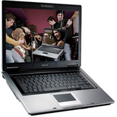 Asustek Notebooks F3M 15.4' SEMP 3500+ 1.8G 512M 80G DVD VHBAS
