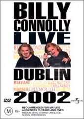 Billy Connolly - Live: Dublin 2002 on DVD