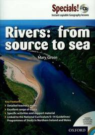 Rivers from Source to Sea by Mary Green