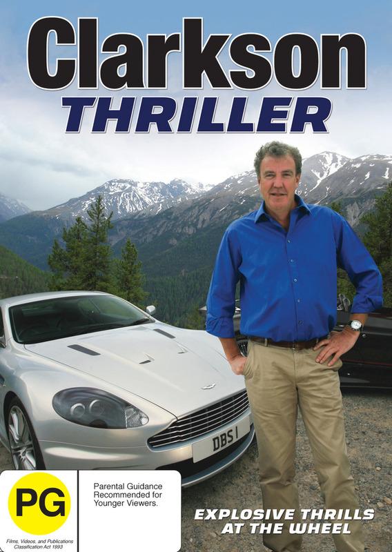 Clarkson Thriller on DVD