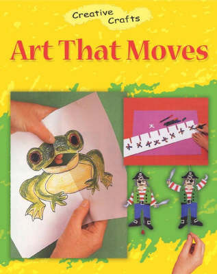 Art That Moves by Hilary Devonshire