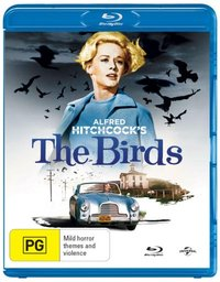 The Birds - 50th Anniversary on Blu-ray
