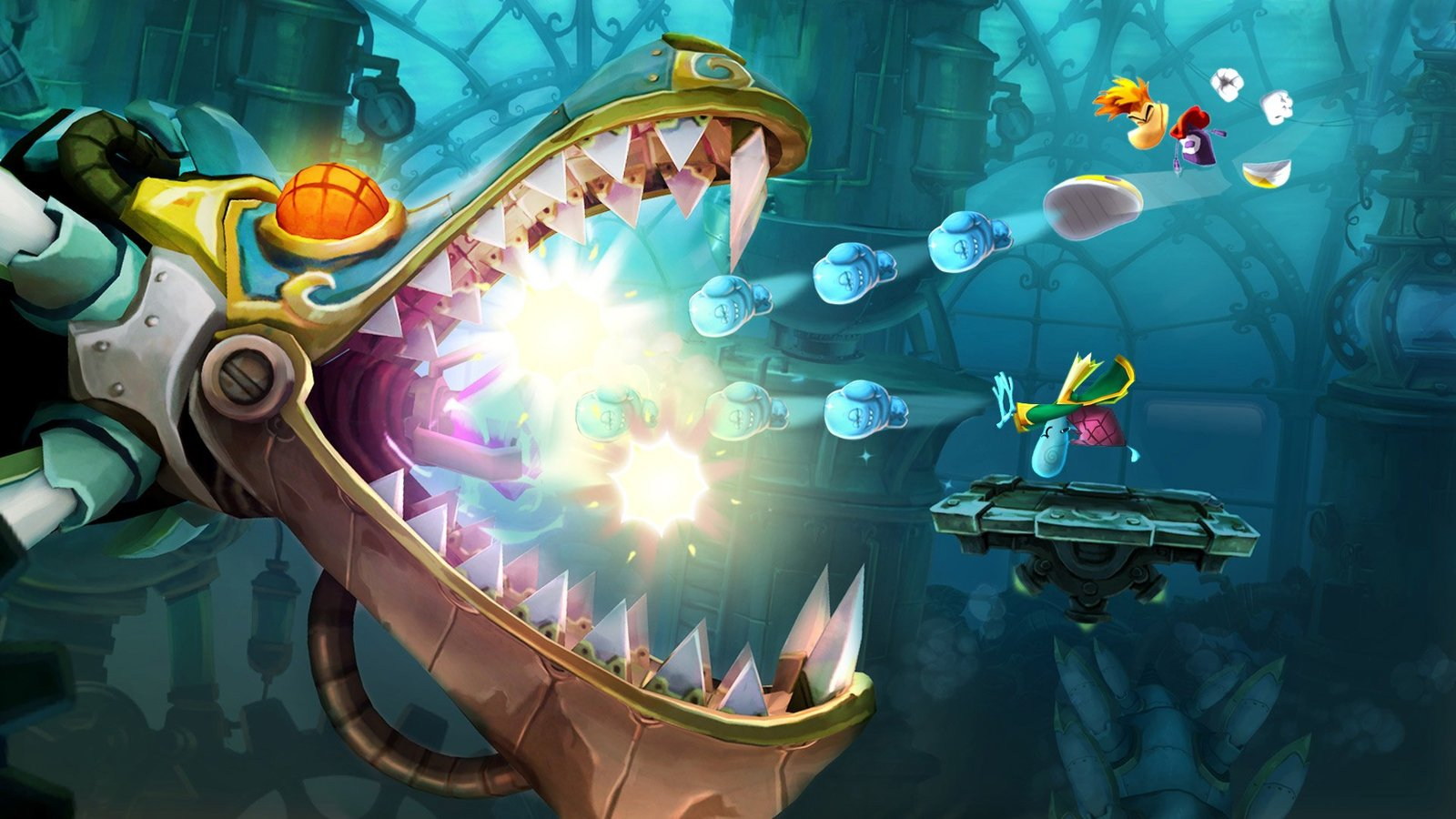 Rayman Legends for PS4 image