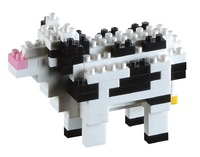 Brixies - Cow Building Set