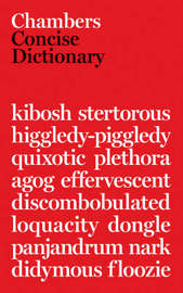 Concise Dictionary image