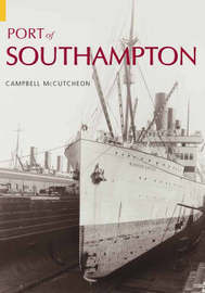 Port of Southampton by Campbell McCutcheon image