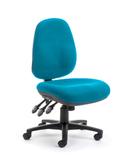 CS Delta Sedo E High Back Large Seat - Turquoise