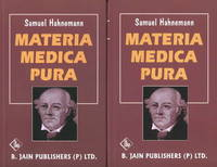 Materia Medica Pura by Samuel Hahnemann image