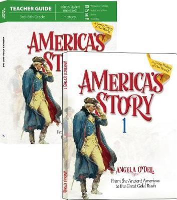 America's Story Vol. 1 Set by Angela O'Dell