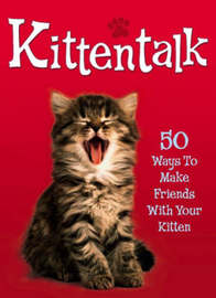Kittentalk by Claire Bessant image