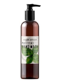 Garden Infusion Hand Wash - Peppermint & Geranium (250ml)
