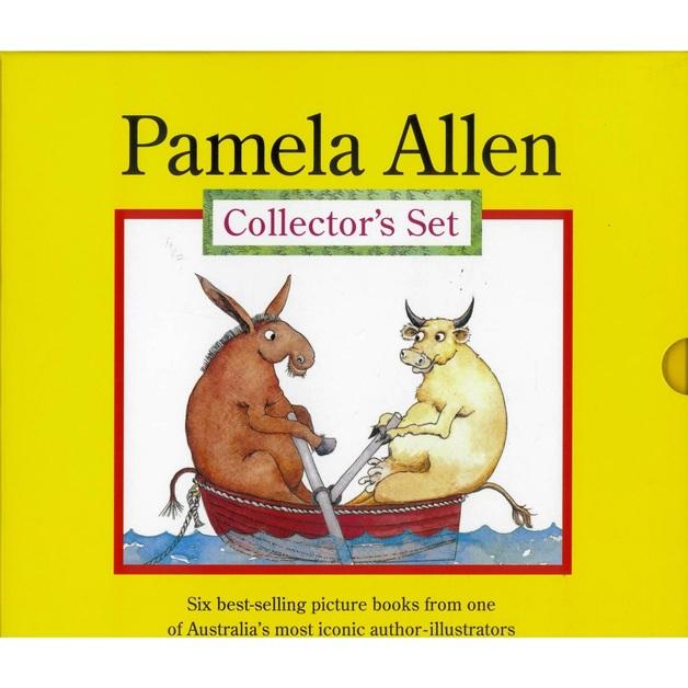 Pamela Allen Collector's Set by Pamela Allen