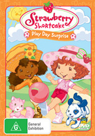 Strawberry Shortcake - Play Day Surprise on DVD image