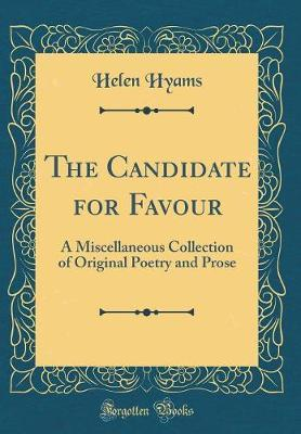The Candidate for Favour by Helen Hyams