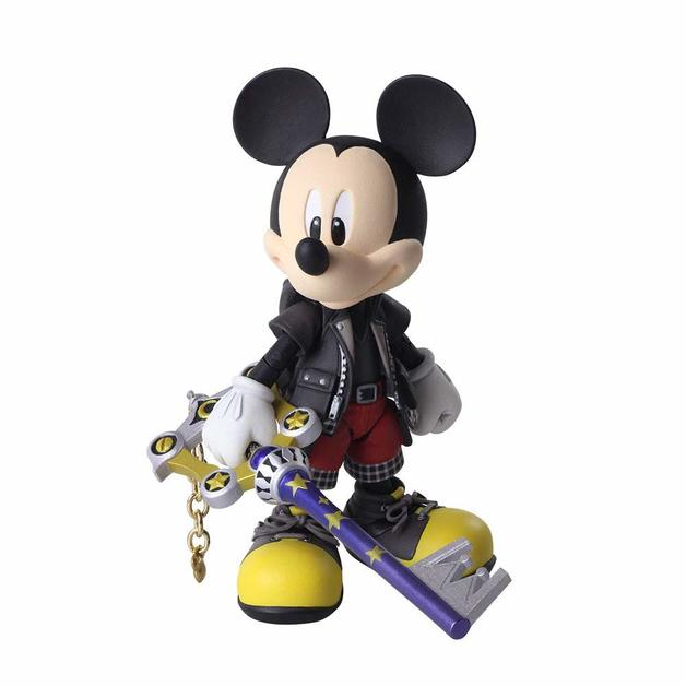 Kingdom Hearts III: Bring Arts (The King) - Action Figure