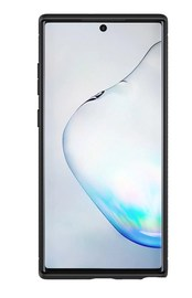 Spigen: Galaxy Note 10+ Rugged Armor Case - Black
