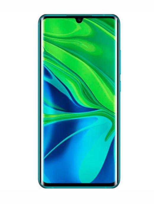 Xiaomi Mi Note 10 Pro Dual SIM Smartphone - Aurora Green (8GB+256GB)