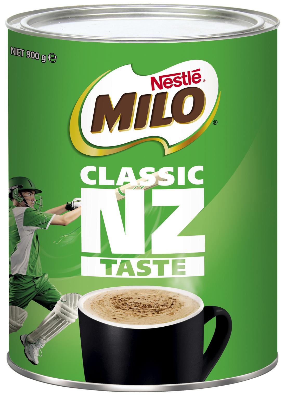 Nestle Milo 900g image