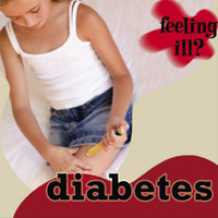 Diabetes by Jillian Powell image