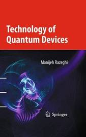 Technology of Quantum Devices by Manijeh Razeghi image