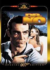 James Bond - Dr No on DVD