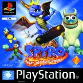 Spyro: Year of the Dragon Platinum for