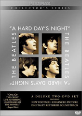 Hard Days Night (2 Disc) on DVD