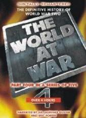 The World At War - Part 4 (2 Disc Set) on DVD