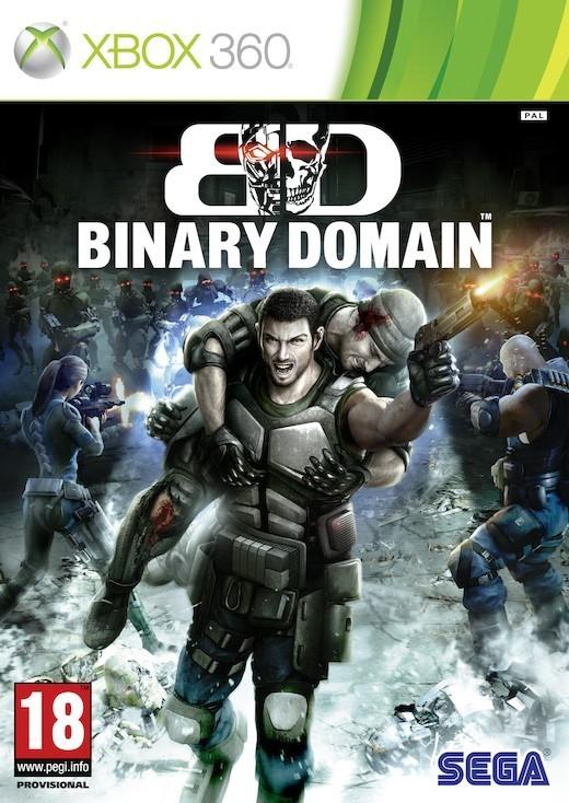 Binary Domain for X360