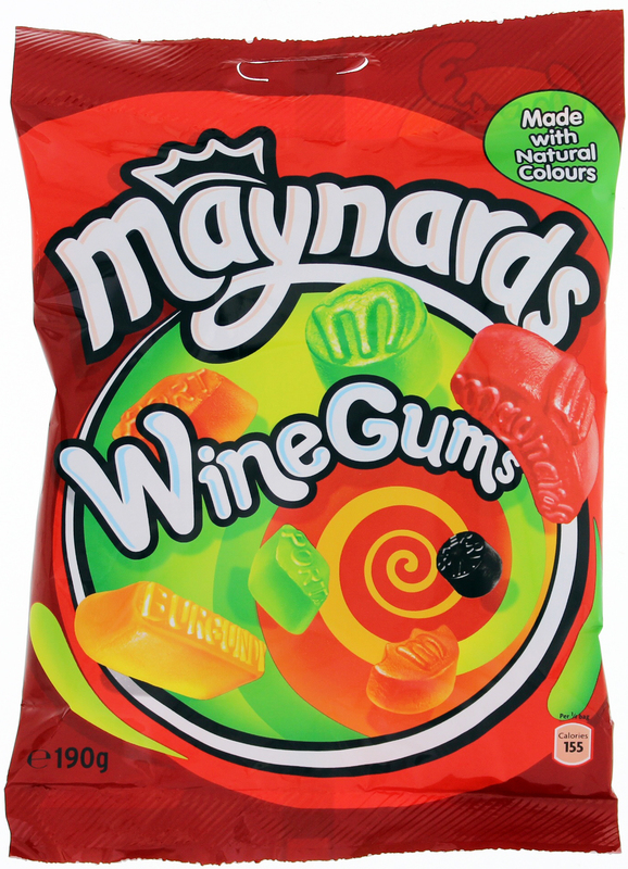 Maynards Wine Gums (190g)