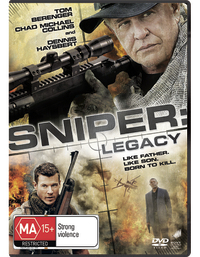 Sniper: Legacy on DVD