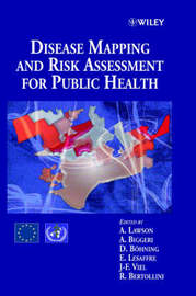 Advanced Methods of Disease Mapping and Risk Assessment for Public Health Decision Making image