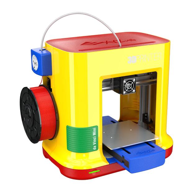Xyz Da Vinci Mini Maker 3D Printer