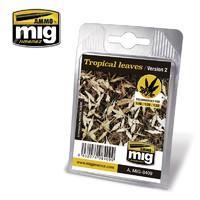 Ammo of Mig Jimenez: Tropical Leaves - Version 2