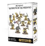 Warhammer Age of Sigmar: Ironjawz Weirdnob Warband