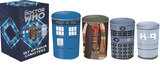 Doctor Who Canister Set