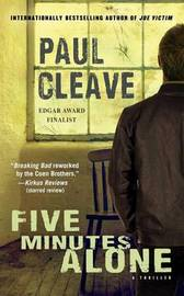 Five Minutes Alone by Paul Cleave image