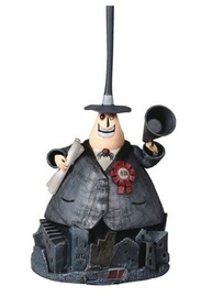 "Nightmare Before Christmas: The Mayor - 6"" Resin Bust"