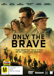 Only The Brave on DVD