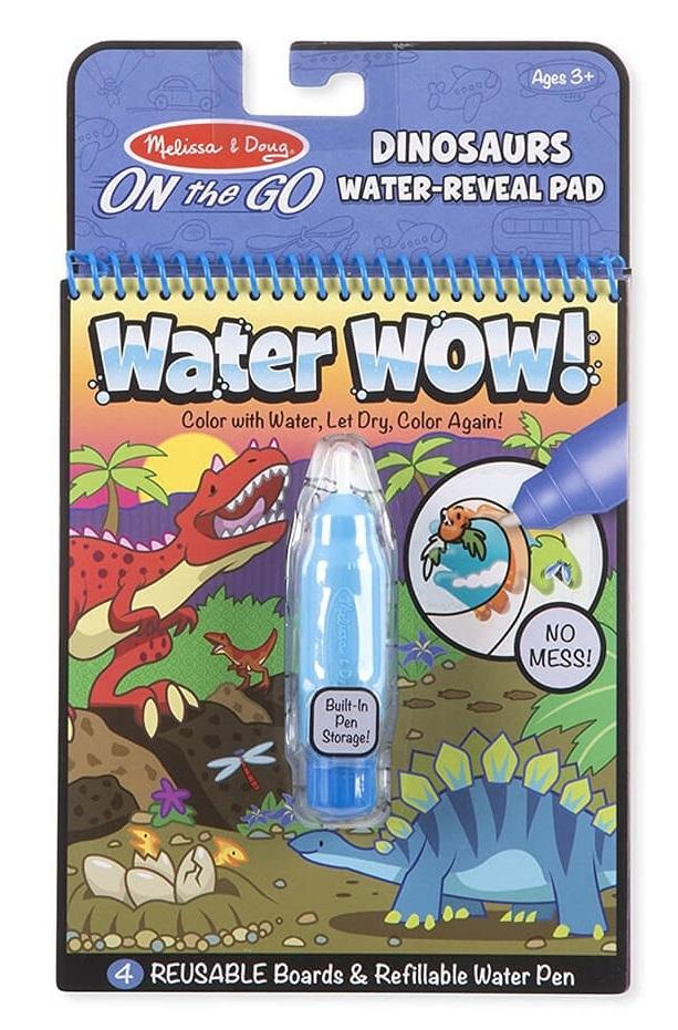 Melissa & Doug: Water WOW! - Dinosaurs image