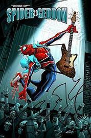 Spider-geddon: Edge Of Spider-geddon by Jed Mackay