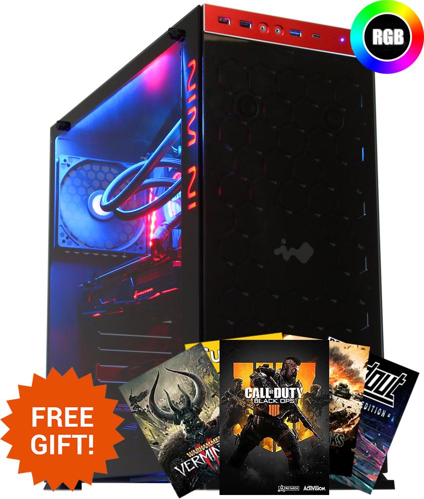 Gorilla Warmachine - Elite + FREE Black Ops 4 image