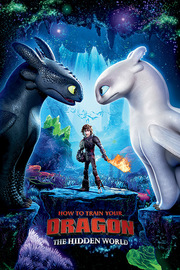 How To Train Your Dragon Maxi Poster (988)