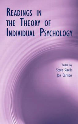 Readings in the Theory of Individual Psychology image