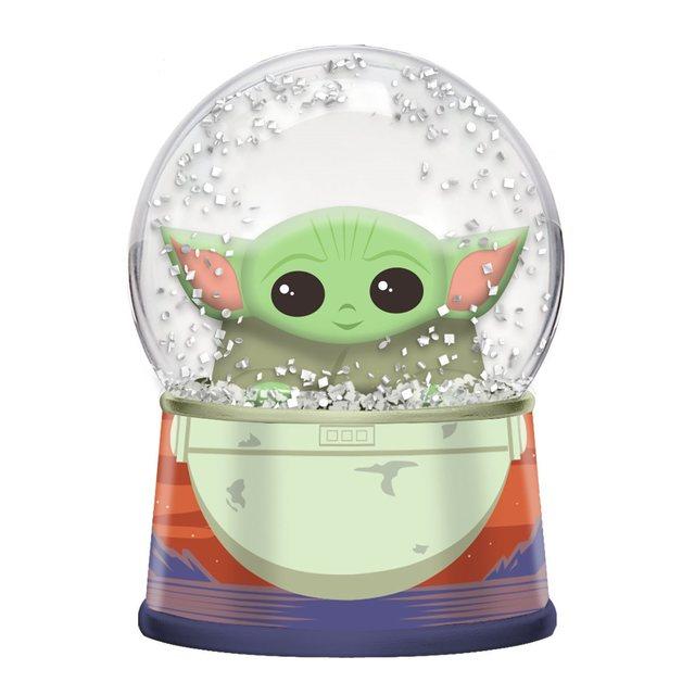 "Star Wars: The Mandalorian The Child Pod 6"" Light-Up Snow Globe"