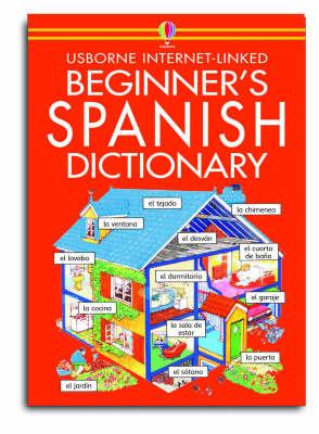 Beginner's Spanish Dictionary by Helen Davies image